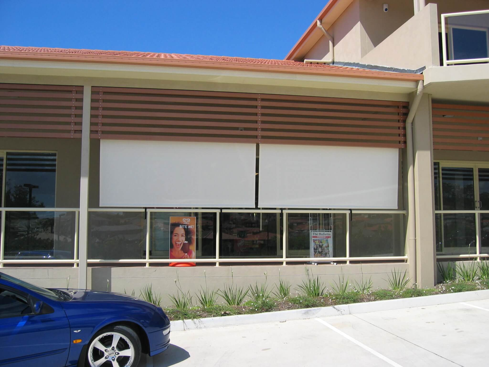 Spring Roller Awnings Gold Coast Bcs Awnings Blinds